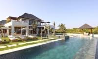 Gardens and Pool - Sinaran Surga - Uluwatu, Bali