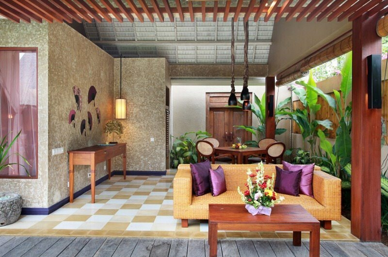 Open Plan Family Area – Space At Bali – Seminyak, Bali