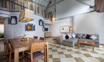 Living and Dining Area – Space At Bali – Seminyak, Bali