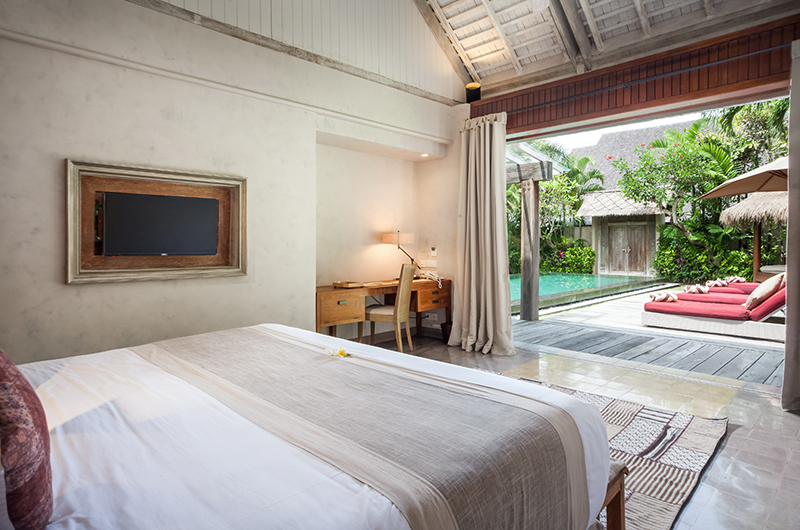 Bedroom with Pool View - Space At Bali - Seminyak, Bali