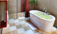 Romantic Bathtub Set Up - Space At Bali - Seminyak, Bali