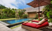 Sun Beds – Space At Bali – Seminyak, Bali