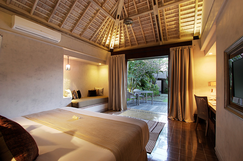 Bedroom with Garden View – Space At Bali – Seminyak, Bali