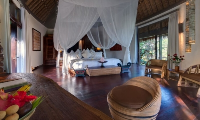 Bedroom with Wooden Floor - Taman Ahimsa - Seseh, Bali