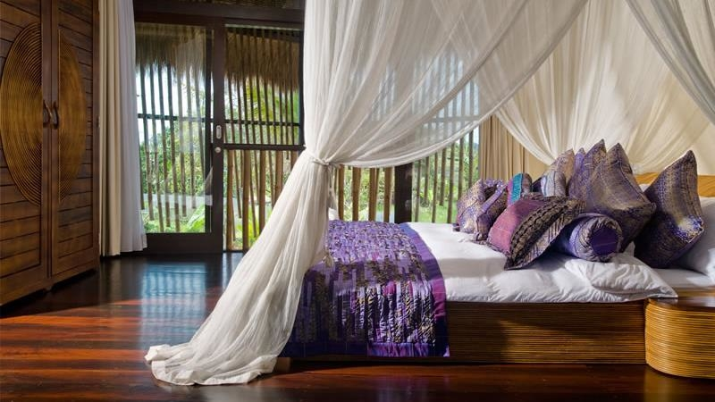 Bedroom with Garden View - Taman Ahimsa - Seseh, Bali