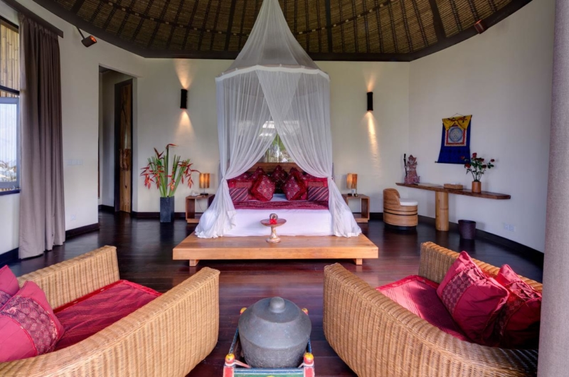 Bedroom with Seating Area - Taman Ahimsa - Seseh, Bali