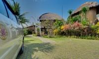 Entrance - Taman Ahimsa - Seseh, Bali