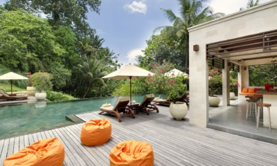 Pool Side - The Arsana Estate - Tabanan, Bali