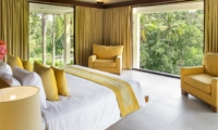 Bedroom with Seating Area - The Arsana Estate - Tabanan, Bali
