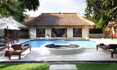 Swimming Pool - The Bli Bli Villas - Seminyak, Bali