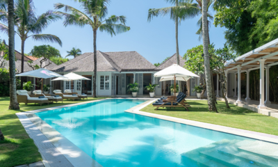Gardens and Pool - The Cotton House - Seminyak, Bali