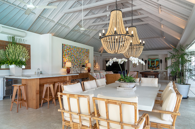 Dining Area - The Cotton House - Seminyak, Bali