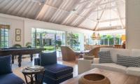 Seating Area - The Cotton House - Seminyak, Bali