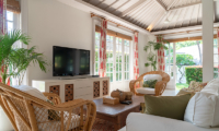 Family Area with TV - The Cotton House - Seminyak, Bali