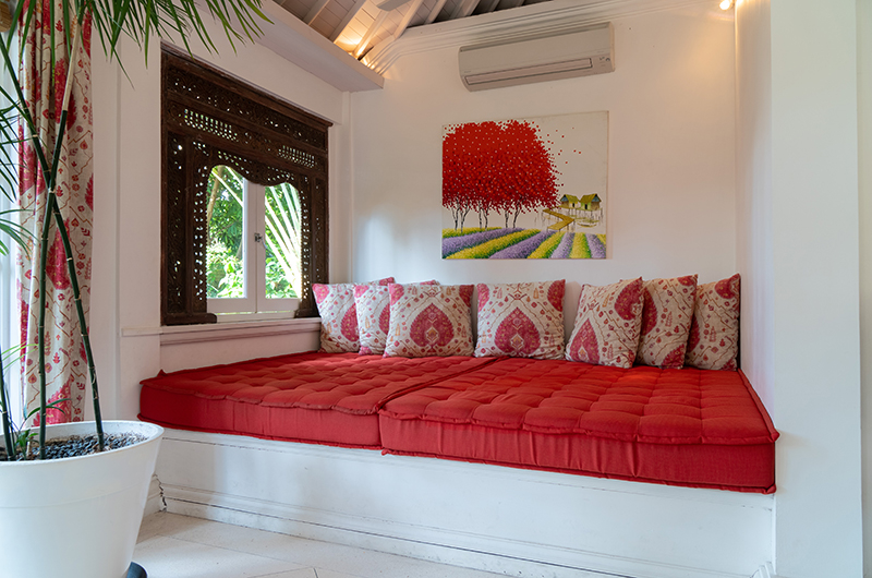 Lounge Area - The Cotton House - Seminyak, Bali