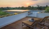 Sun Beds - The Iman Villa - Pererenan, Bali