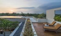 Reclining Sun Loungers - The Iman Villa - Pererenan, Bali