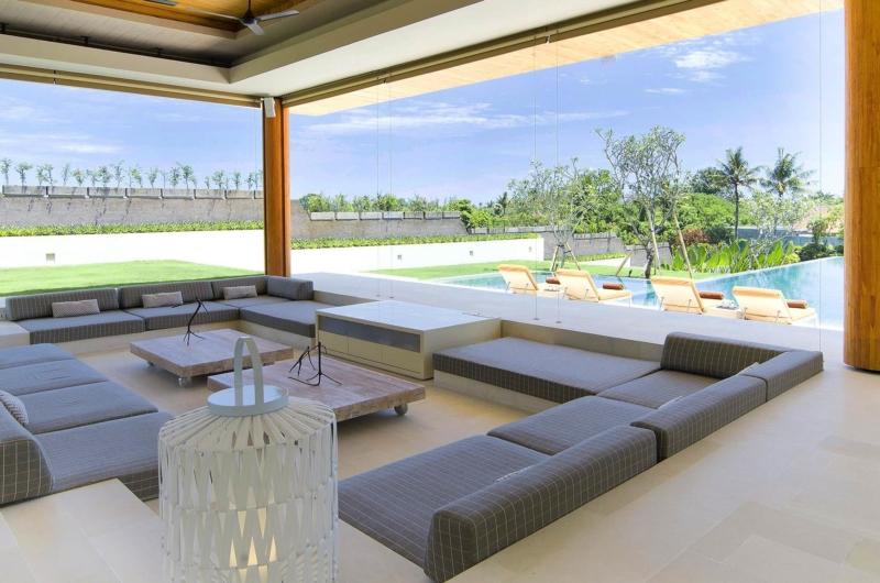 Living Area - The Iman Villa - Pererenan, Bali