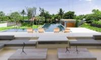 Pool Side - The Iman Villa - Pererenan, Bali