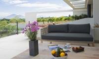 Outdoor Seating Area - The Iman Villa - Pererenan, Bali