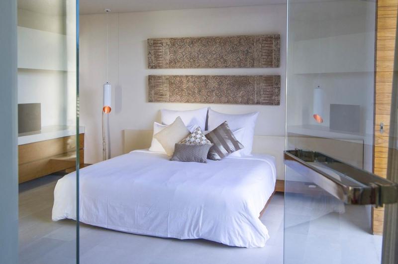 Bedroom View - The Iman Villa - Pererenan, Bali