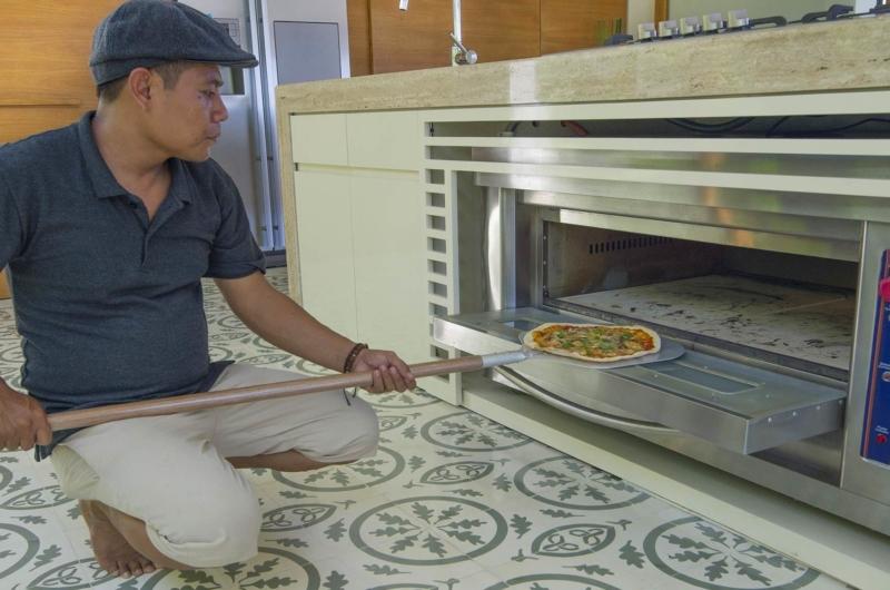 Kitchen with Chef - The Iman Villa - Pererenan, Bali