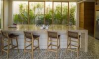 Kitchen Area - The Iman Villa - Pererenan, Bali