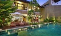 Swimming Pool - The Kumpi Villas - Seminyak, Bali