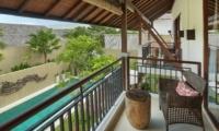 Balcony View - The Kumpi Villas - Seminyak, Bali