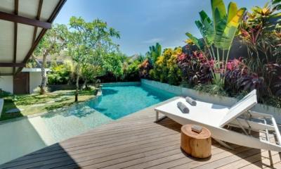 Sun Loungers - The Layar - Seminyak, Bali