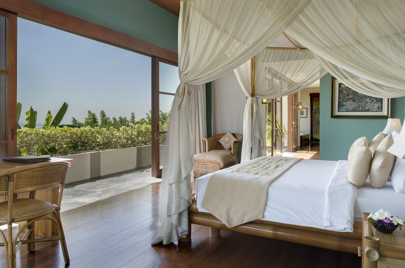 Bedroom with View - The Longhouse - Jimbaran, Bali