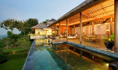 Swimming Pool - The Longhouse - Jimbaran, Bali