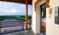 View from Balcony - The Longhouse - Jimbaran, Bali