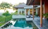 Pool Side - The Longhouse - Jimbaran, Bali