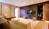 TV Room - The Longhouse - Jimbaran, Bali