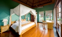 Bedroom with Study Table - The Longhouse - Jimbaran, Bali