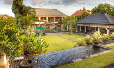 Gardens and Pool - The Malabar House - Ubud, Bali