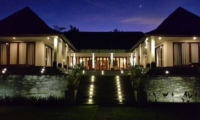 Night View - The Malabar House - Ubud, Bali