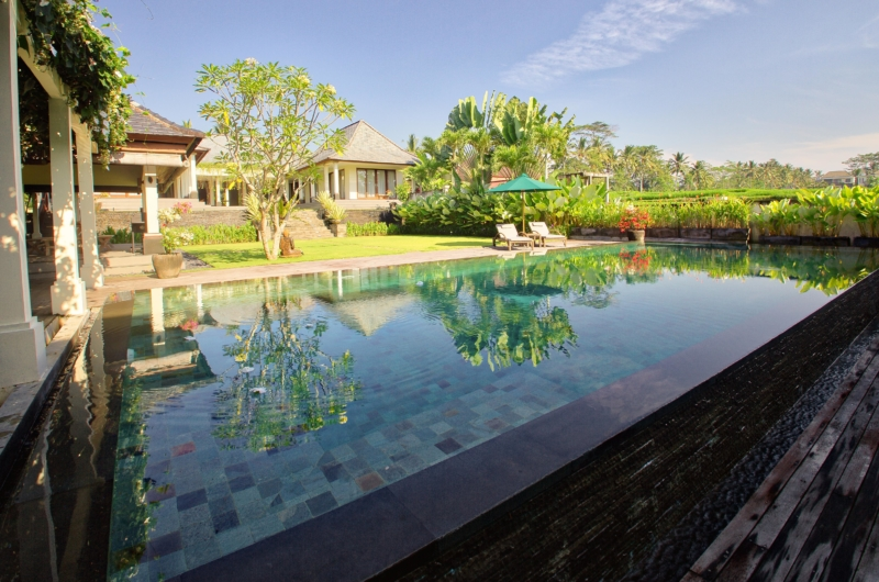 Swimming Pool - The Malabar House - Ubud, Bali