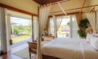 Bedroom with Garden View - The Malabar House - Ubud, Bali