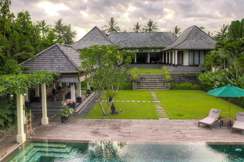 Gardens - The Malabar House - Ubud, Bali