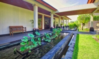 Outdoor Area - The Malabar House - Ubud, Bali