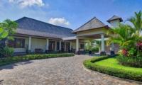 Outdoor View - The Malabar House - Ubud, Bali