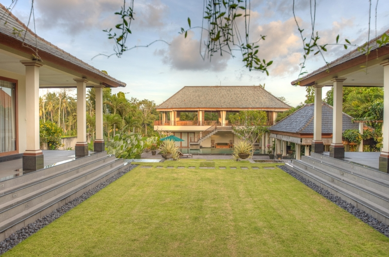 Lawns - The Malabar House - Ubud, Bali