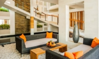 Living Area - The Muse Villa - Seminyak, Bali