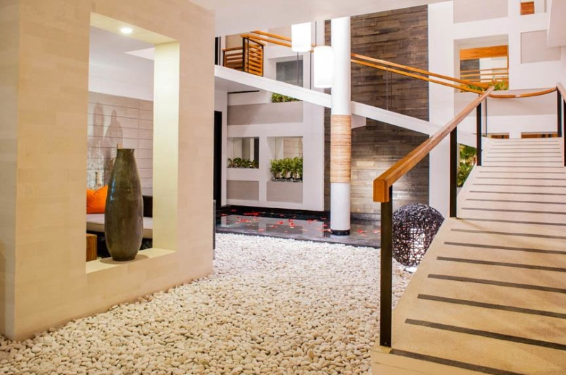 Way to Up Stairs - The Muse Villa - Seminyak, Bali