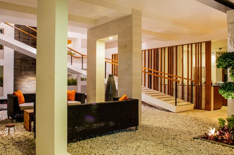 Indoor Family Area - The Muse Villa - Seminyak, Bali