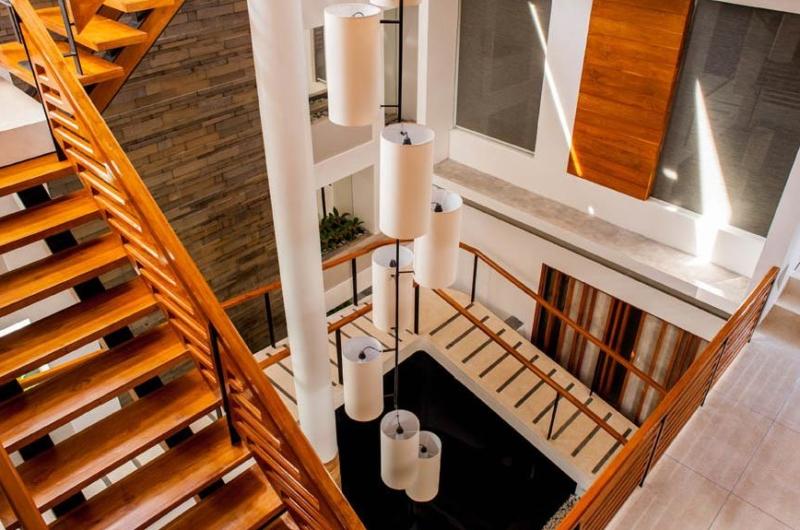 Up Stairs - The Muse Villa - Seminyak, Bali