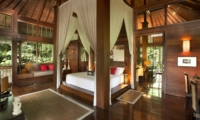 Bedroom with Wooden Floor - The Sanctuary Bali - Canggu, Bali