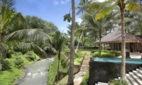 Pool with River View - The Sanctuary Bali - Canggu, Bali